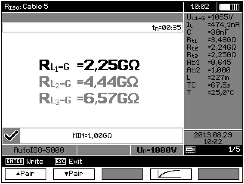 Measurement AutoIso