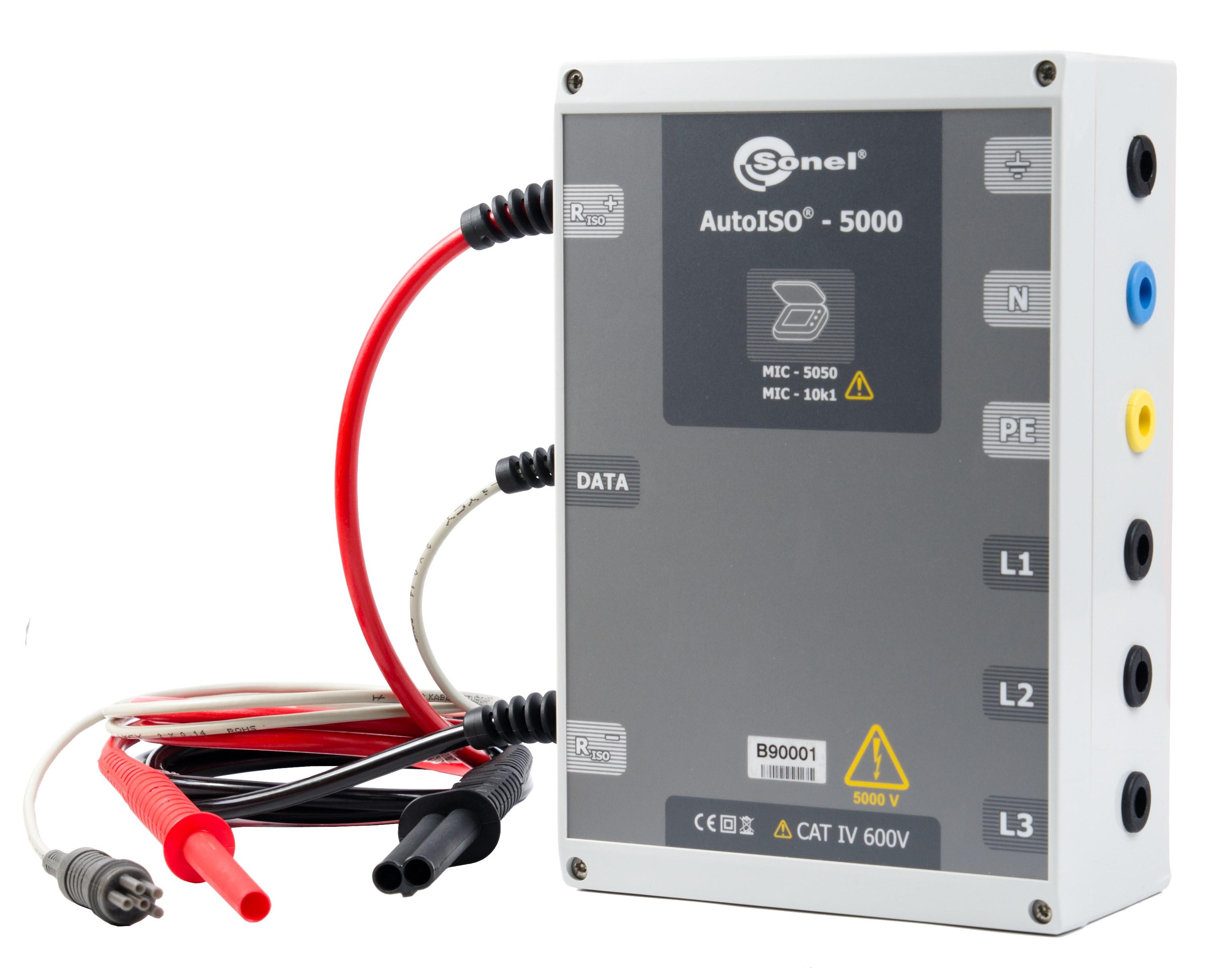 AUTOISO 5000 adapter